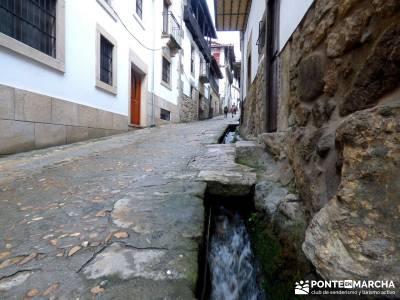 Valle del Ambroz-Sierra de Bejar - Gredos; senderismo fin de semana; viajes senderismo españa;sende